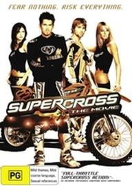 Supercross on DVD
