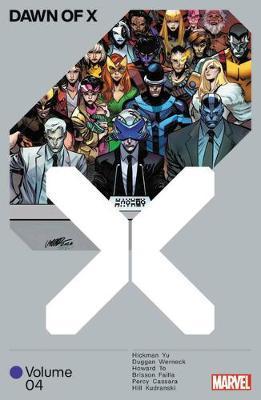 Dawn Of X Vol. 4 by Marvel Comics