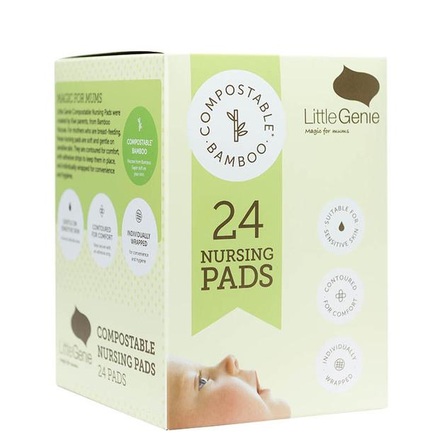 Little Genie: Bio-Nursing Pads (24 Pack)