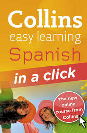 Spanish in a Click by Ronan Fitzsimons image