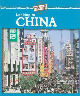 Looking at China by Jillian Powell