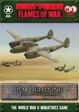 Flames of War - P-38 Lightning (1:144)