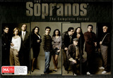 The Sopranos - The Complete Series Box Set DVD