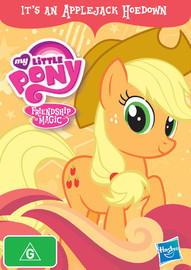 My Little Pony: Friendship Is Magic - It's An Applejack Hoedown on DVD