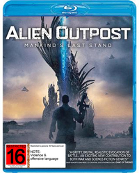 Alien Outpost on Blu-ray