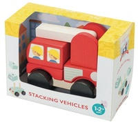 Le Toy Van: Fire Engine Stacker image