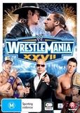 WWE: Wrestlemania 27 on DVD