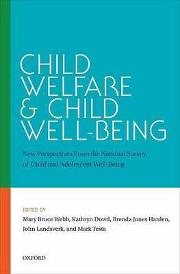 Child Welfare and Child Well-Being