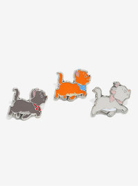 Loungefly: Enamel Pin Set - Aristocats