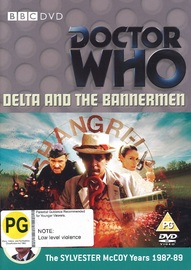 Doctor Who: Delta and the Bannermen on DVD