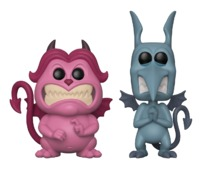 Disney's Hercules - Pain & Panic Pop! Vinyl 2-Pack (LIMIT - ONE PER CUSTOMER)