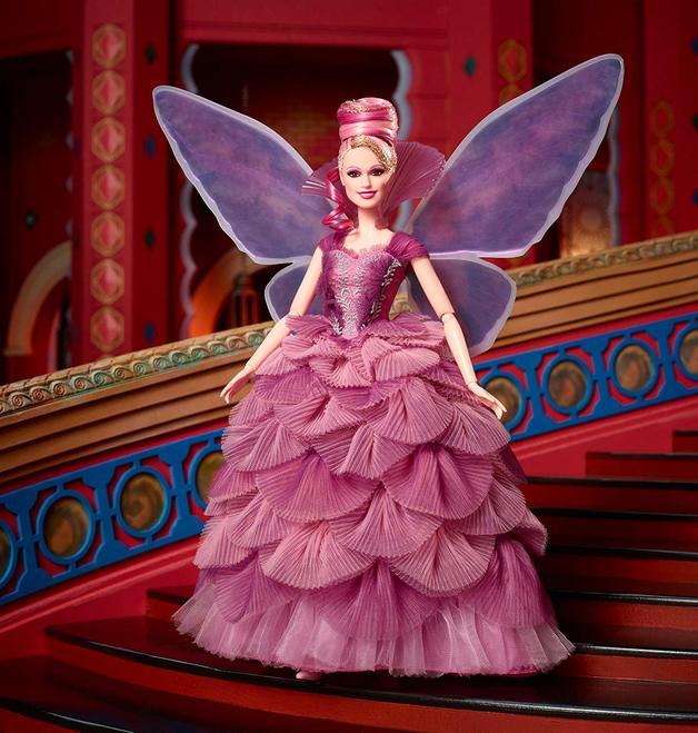Barbie Sugarplum Fairy Character Doll Toy At Mighty Ape Australia