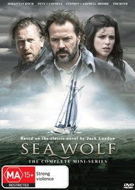 Sea Wolf on DVD