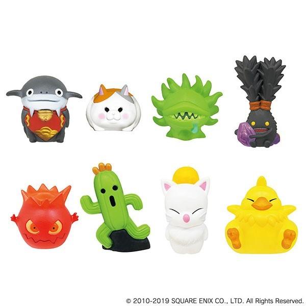 Final Fantasy XIV: Minion Mascot Collection - Blind Box