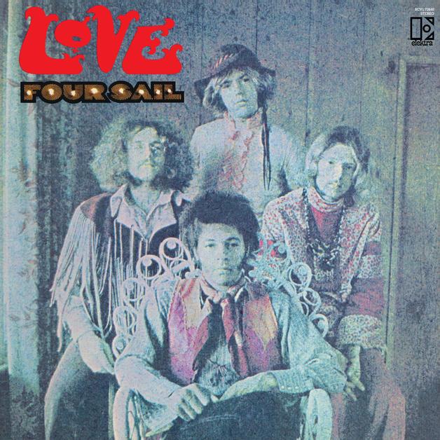 Four Sail (Coloured Vinyl) by Love
