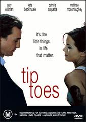 Tip Toes on DVD