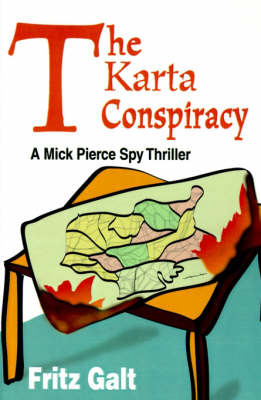The Karta Conspiracy by Fritz Galt image