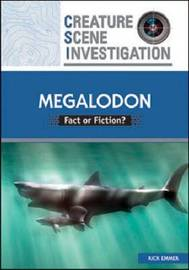 Megalodon: Fact or Fiction? by Rick Emmer image