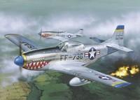Italeri F-51D Mustang 1:72 Model Kit image