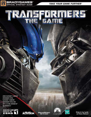 """Transformers: The Game"" by Greg Sepelak"