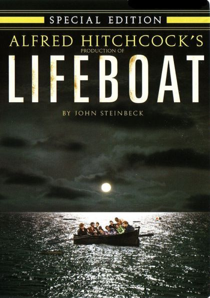 Lifeboat: Special Edition (2 Disc) on DVD image