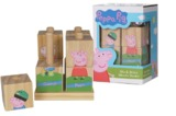 Peppa Pig Wood Stacking Puzzle