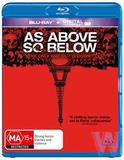 As Above, So Below on Blu-ray
