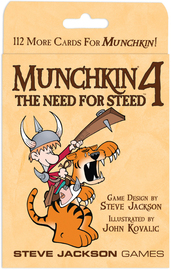 Munchkin 4: The Need for Steed Expansion