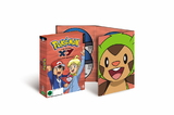 Pokemon: XY Kalos Quest - The Complete Collection DVD