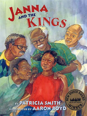 Janna And The Kings by Patricia Smith image