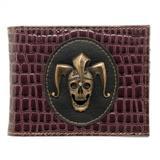 Suicide Squad Joker Badge Bi-Fold Wallet