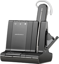 Plantronics Savi W745 Convertible UC DECT Headset System (Hot Swappable Battery)