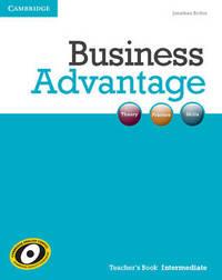 Business Advantage by Jonathan Birkin