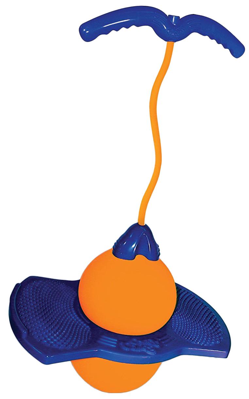 Britz 'n Pieces: Zoingo Boingo - Dark Blue/Orange Ball image