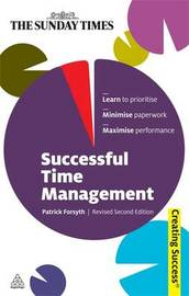 Successful Time Management image