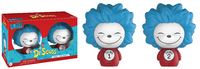 Dr. Seuss - Thing 1 & Thing 2 Dorbz Vinyl 2-Pack