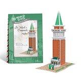 3D World Style -Italian St Marks Campanile