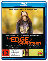 The Edge of Seventeen on Blu-ray