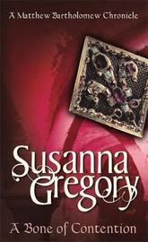 A Bone Of Contention by Susanna Gregory image