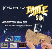 Battle Gun - Augmented Reality Gaming & Entertainment Gun