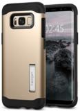 Spigen Galaxy S8+ Slim Armor Case Gold Maple