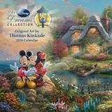 Thomas Kinkade: The Disney Dreams Collection 2018 Wall Calendar by Thomas Kinkade