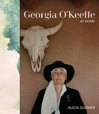 Georgia O'Keeffe at Home by Alicia Inez Guzman image
