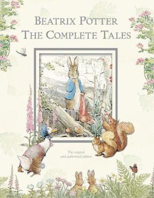 Beatrix Potter - the Complete Tales: The 23 Original Tales by Beatrix Potter image