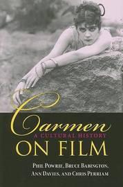 Carmen on Film by Phil Powrie image