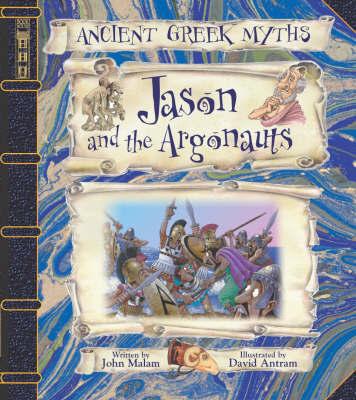 Jason and the Argonauts by John Malam image