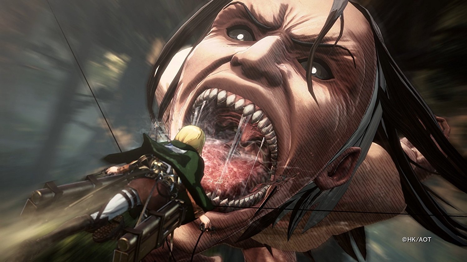 Attack on Titan 2 for Xbox One image