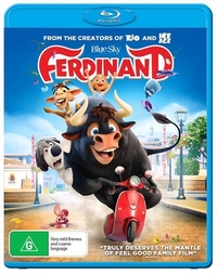 Ferdinand on Blu-ray