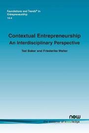 Contextual Entrepreneurship by Ted Baker image