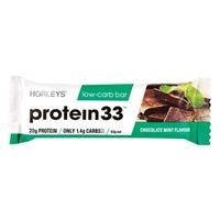 Horleys Protein 33 Low Carb Bars - Chocolate Mint (Single)